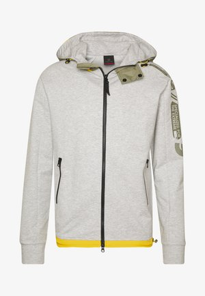 BILL - Zip-up hoodie - grey