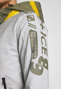 Bogner Fire + Ice - BILL - Mikina na zip - grey - 4