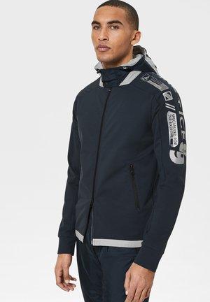 BILL - veste en sweat zippée - navy blue