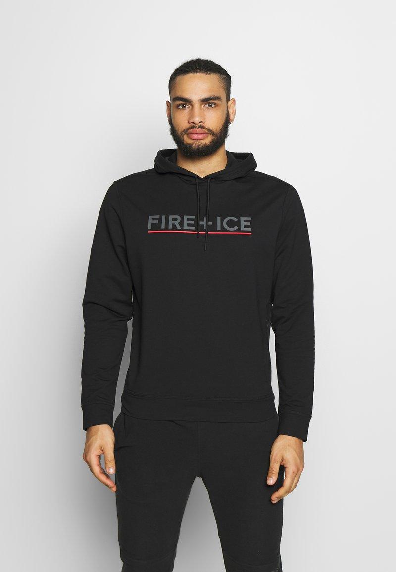 Bogner Fire + Ice - CALLUM - Sweat à capuche - black