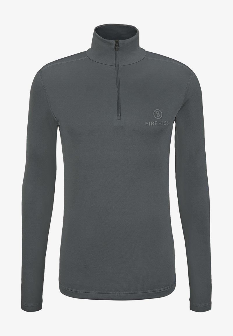 Bogner Fire + Ice - PASCAL - T-shirt à manches longues - dark grey