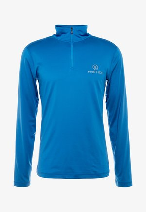 PASCAL - Long sleeved top - blue
