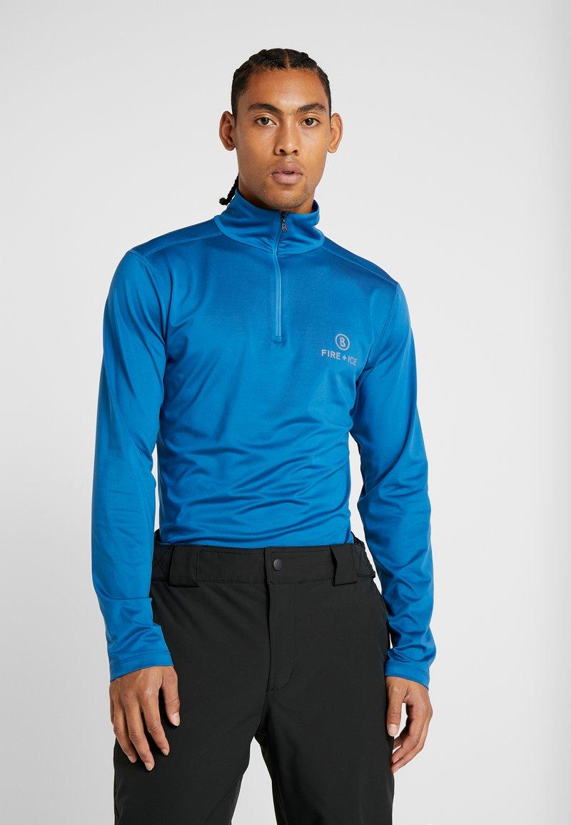 Bogner Fire + Ice - PASCAL - Langærmede T-shirts - blue