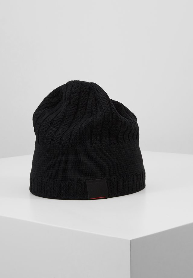 EASTAN - Bonnet - black