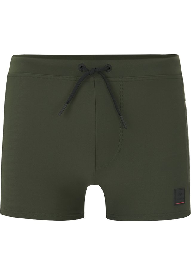 ACHIM - Swimming trunks - olivgrün
