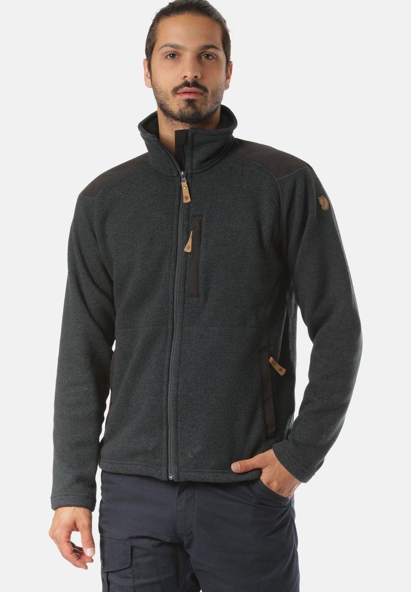 Fjällräven - Fleece jacket - gray