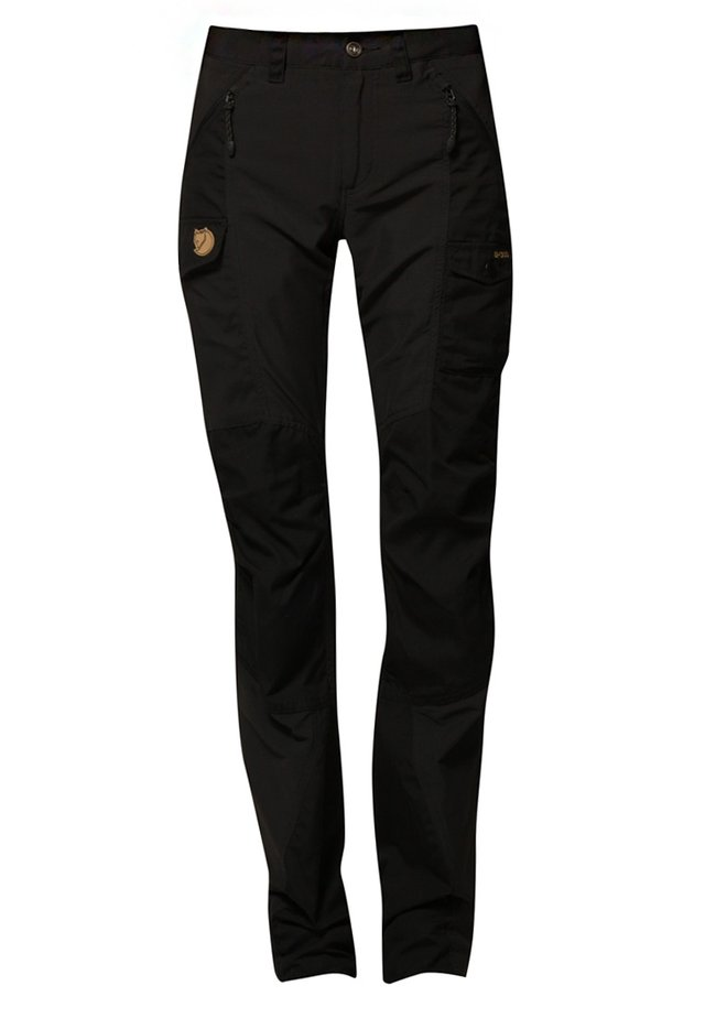 NIKKA - Trousers - black