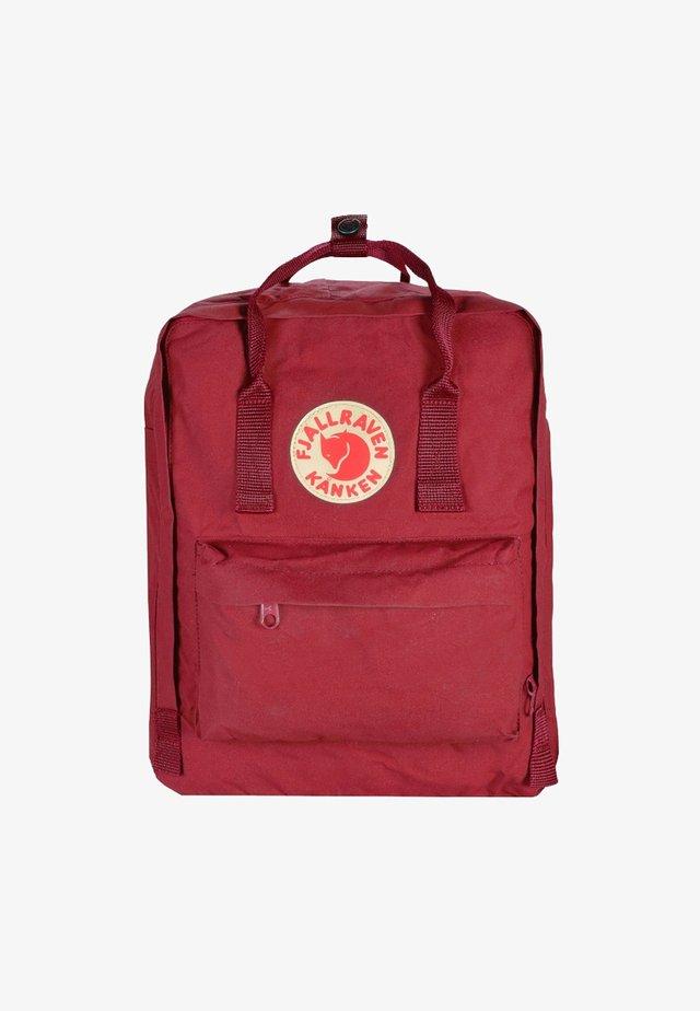 KÅNKEN - Rucksack - red
