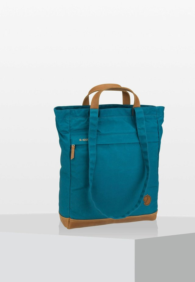 Tote bag - glacier green