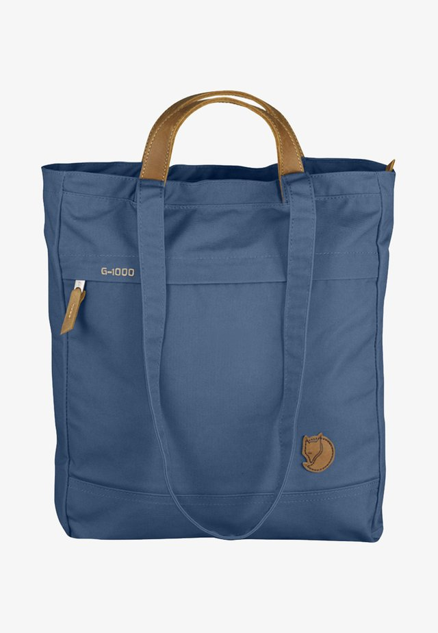 Tote bag - blue