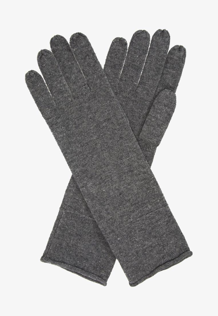 Fraas - Rękawiczki pięciopalcowe - midgrey