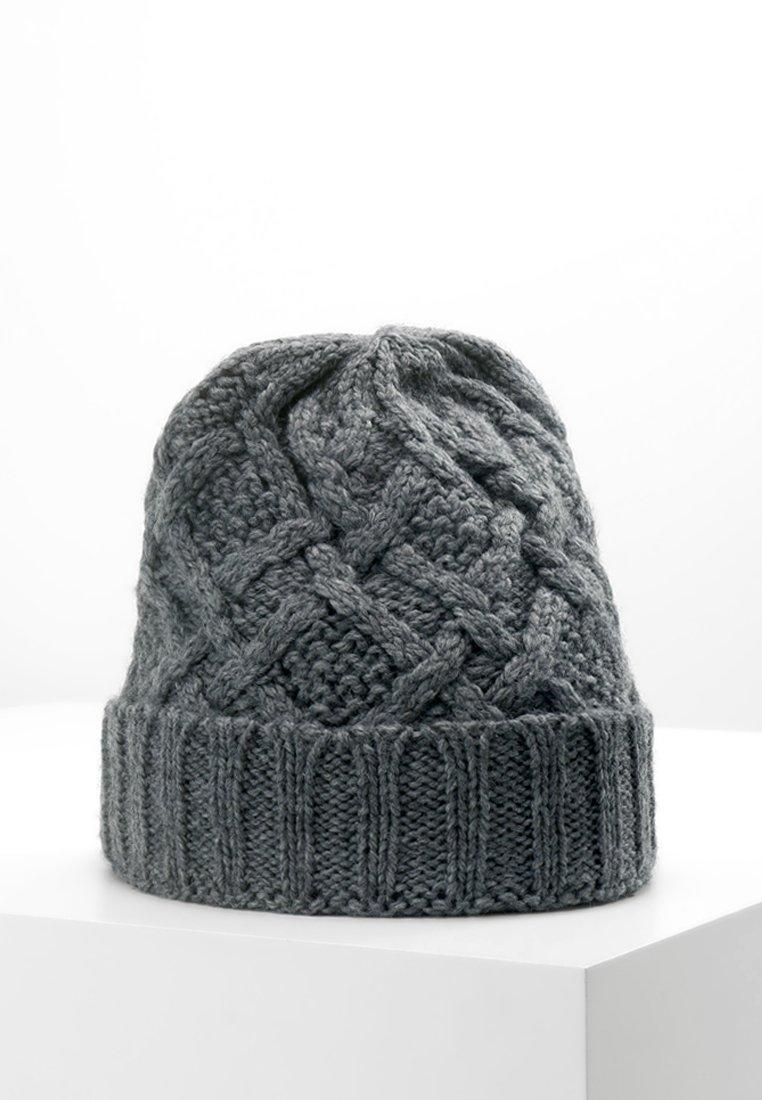 Fraas - Mütze - midgrey