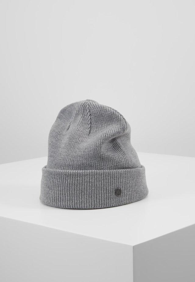 Čepice - mid grey