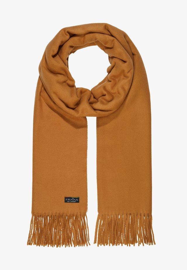 Sjal / Tørklæder - camel