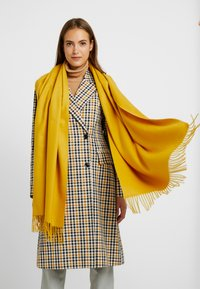 Fraas - Scarf - gold - 0