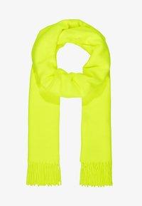 neon gelb grün