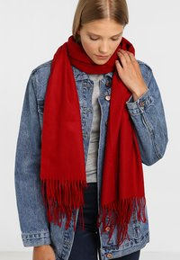 Fraas - Scarf - classic red - 0