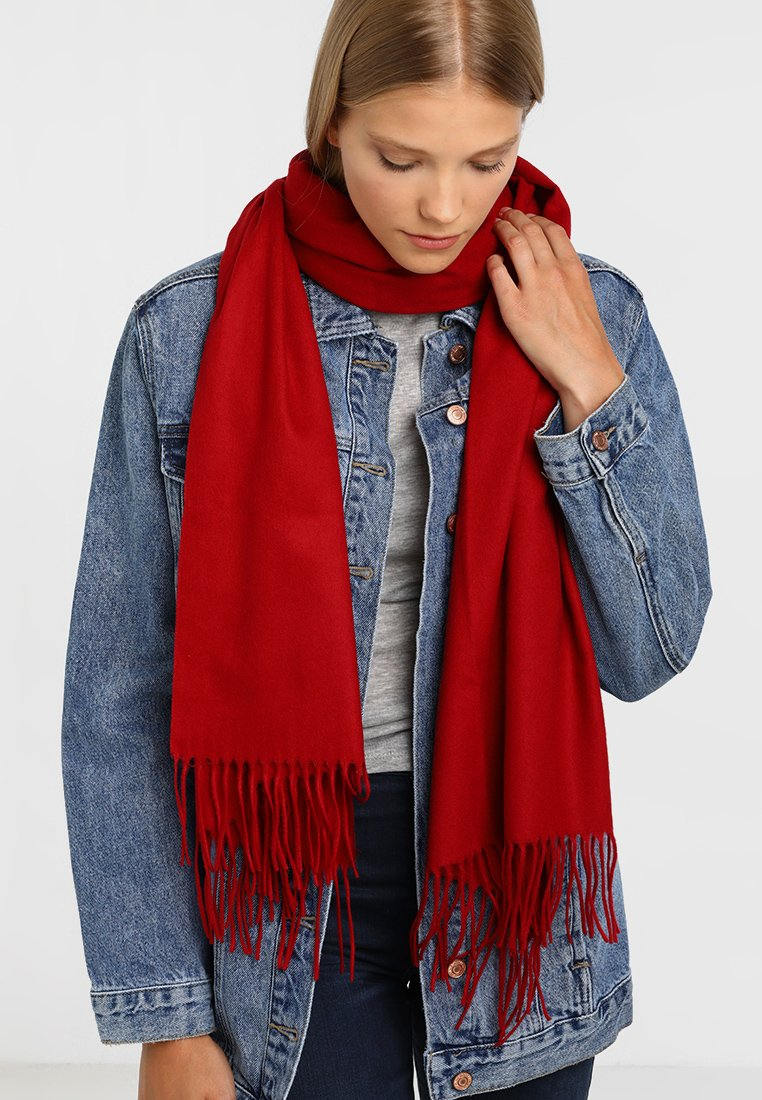 Fraas - Scarf - classic red