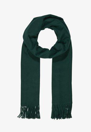 Sjaal - dunkelgrün