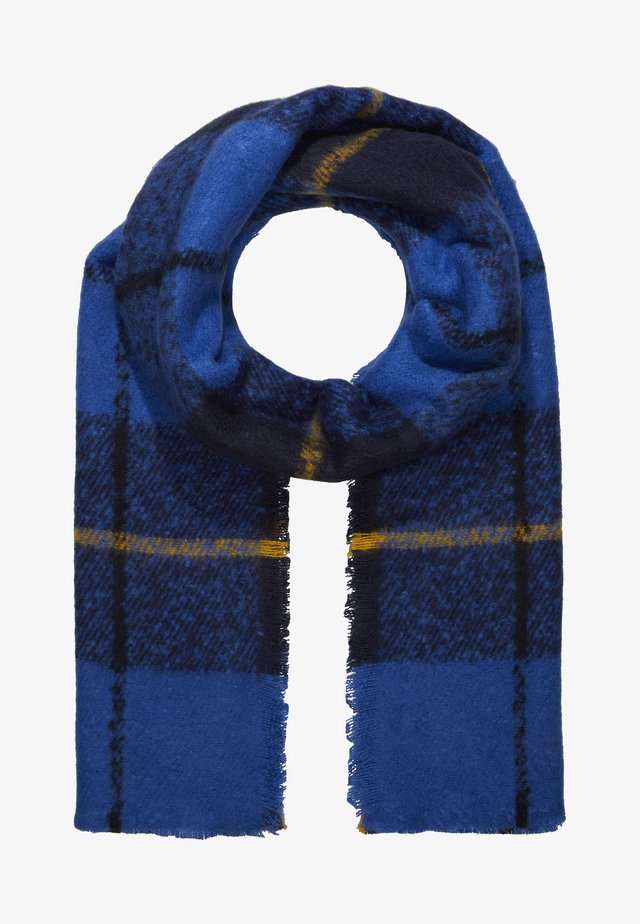 Scarf - royal blue