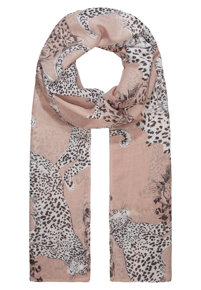 Scarf - light rose