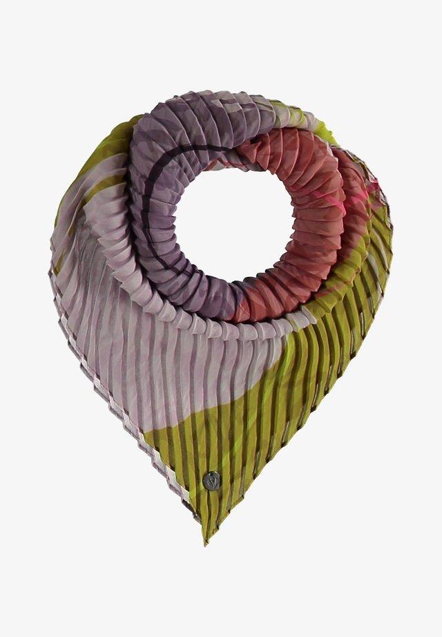 Halsdoek - lavendel