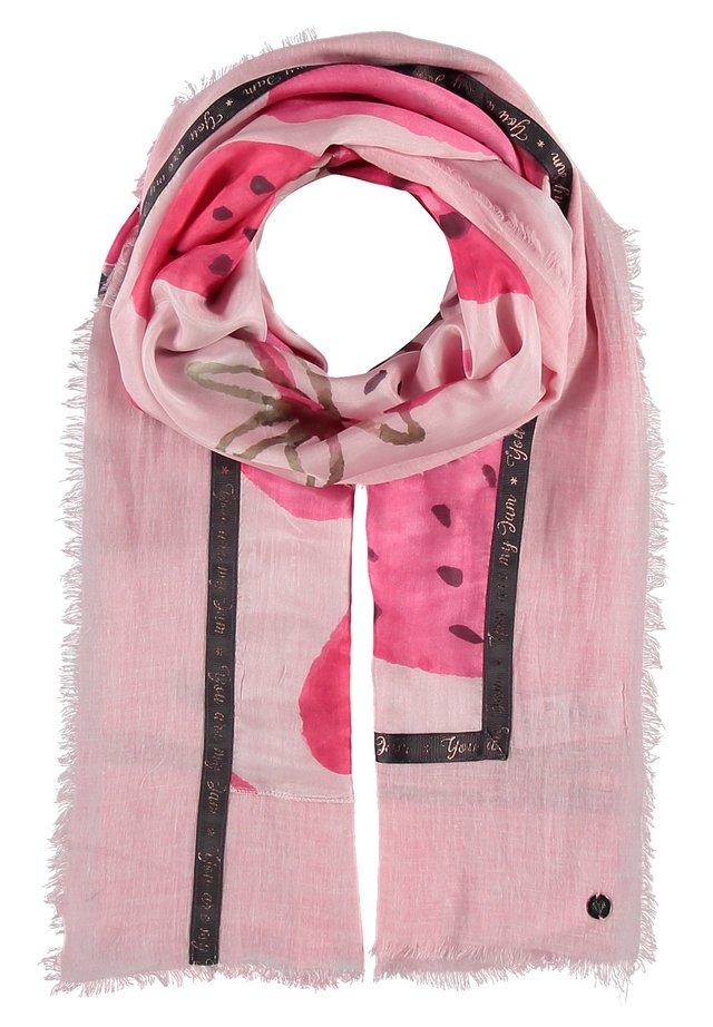 HERO  - Sjaal - pink