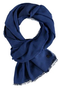 Fraas - Scarf - neon blue - 1