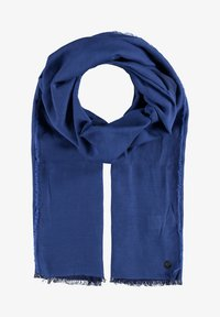 Fraas - Scarf - neon blue - 0