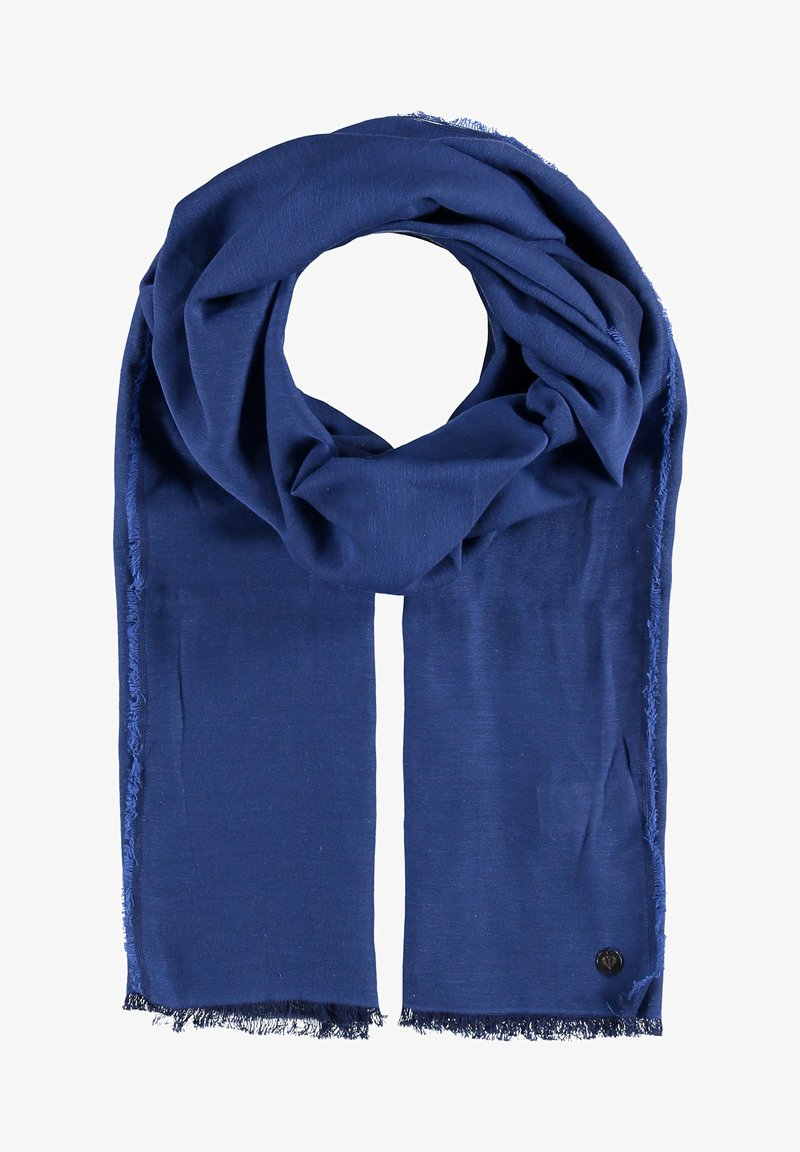 Fraas - Scarf - neon blue