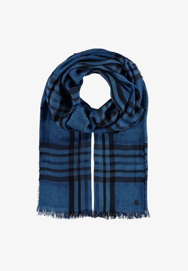 Sjaal - royal blue