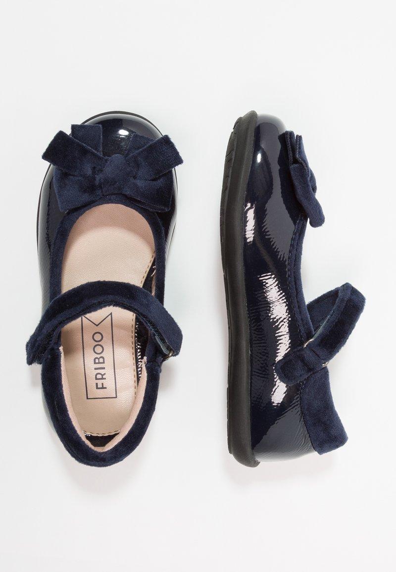 Friboo - Ballerine con cinturino - dark blue