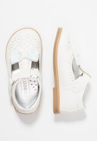 Friboo - Ankle strap ballet pumps - white - 0