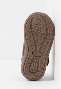 Friboo - Ankle strap ballet pumps - bordeaux - 5