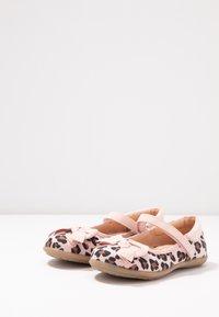 Friboo - Ankle strap ballet pumps - rose - 3