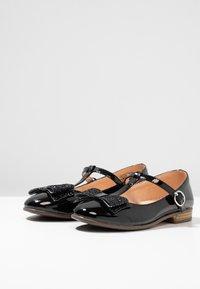 Friboo - Ankle strap ballet pumps - black - 3