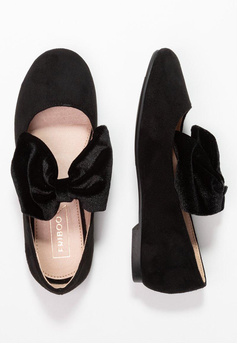 Friboo - Ballerinasko - black