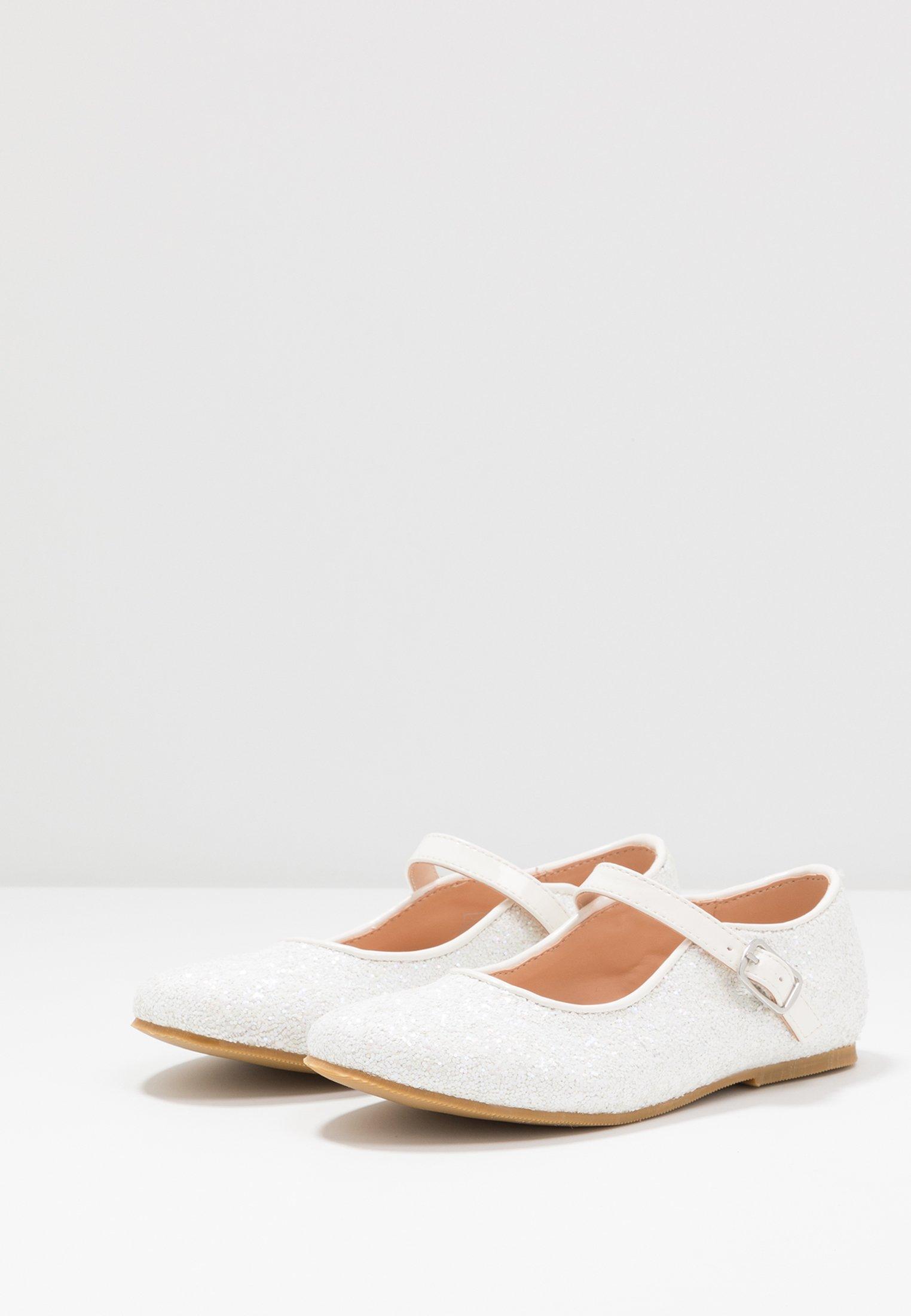 Friboo Ballerinasko m/ rem - white