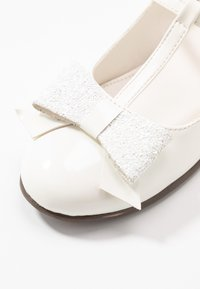 Friboo - Ankle strap ballet pumps - white - 2