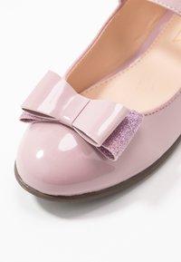 Friboo - Ankle strap ballet pumps - mauve - 2