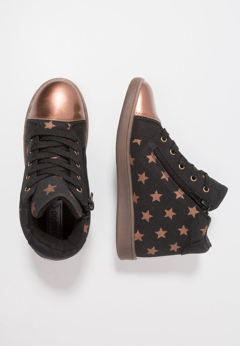 Friboo - Sneakers high - black