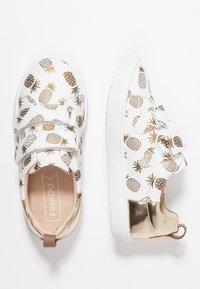 Friboo - Sneakersy niskie - white - 0