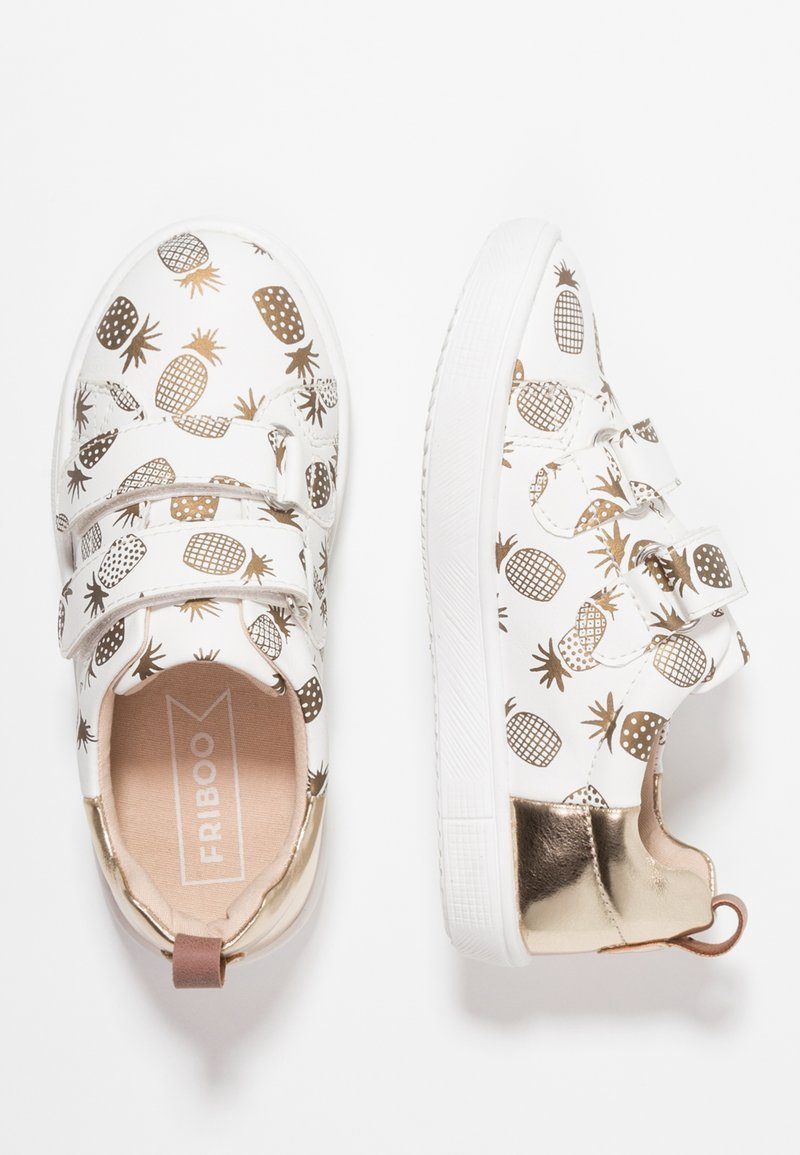 Friboo - Sneakersy niskie - white