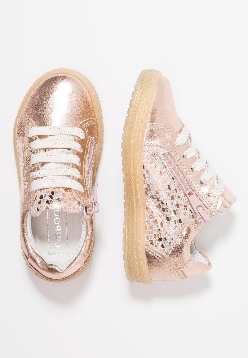 Friboo - Sneakers laag - rose gold