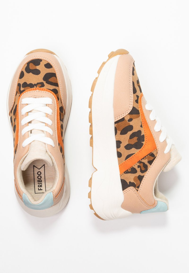 Friboo - Sneakers laag - multicolor