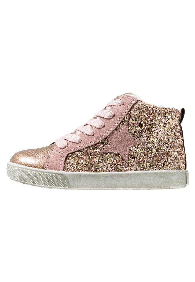 Friboo - Sneaker high - rose