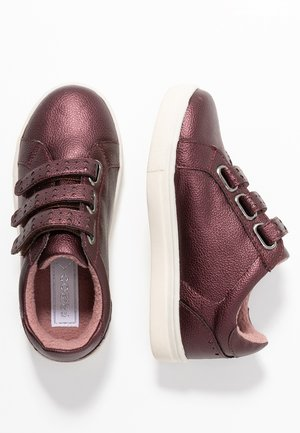 Sneakers laag - bordeaux