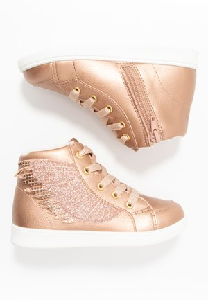 Sneakers alte - rose gold