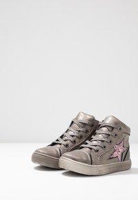 Friboo - Sneakersy wysokie - grey - 3