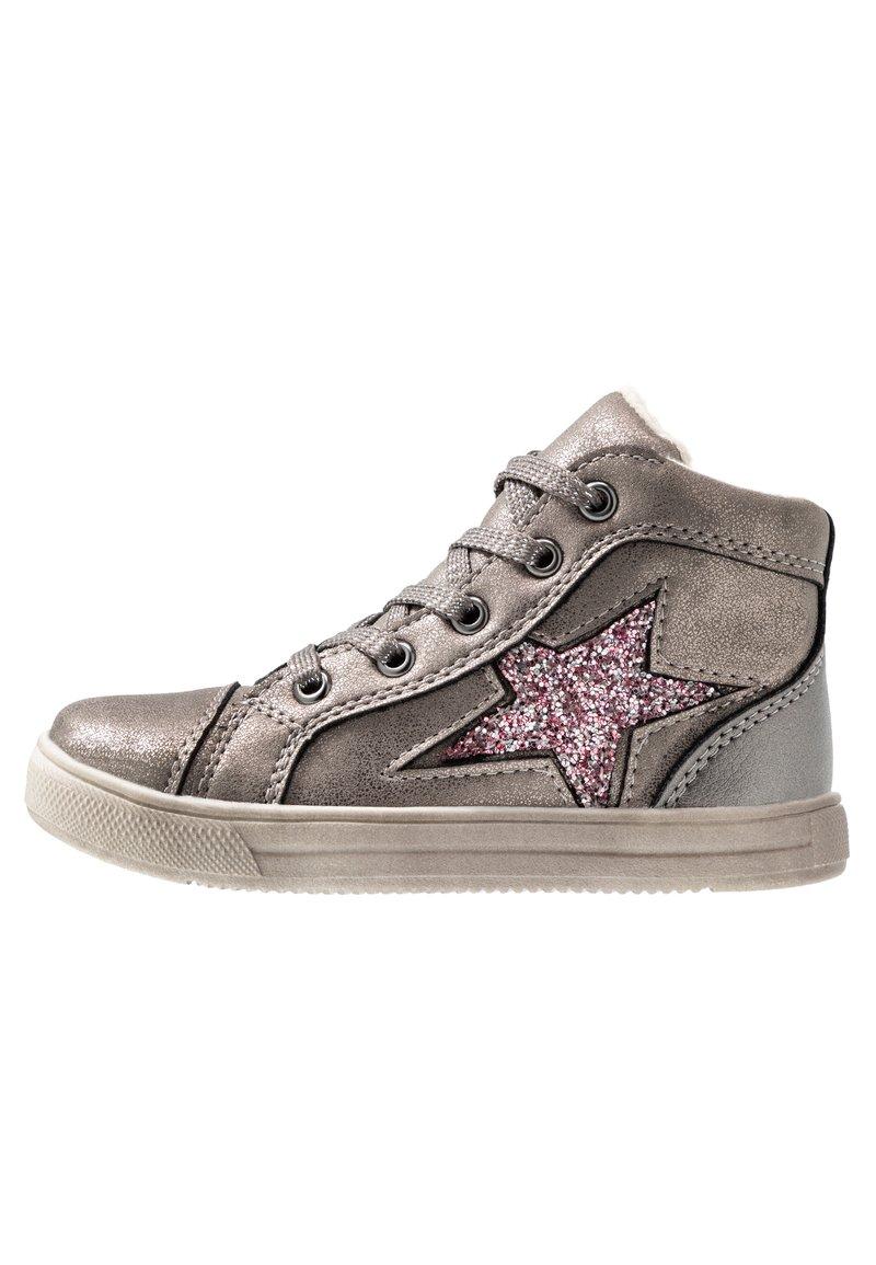 Friboo - Sneakersy wysokie - grey